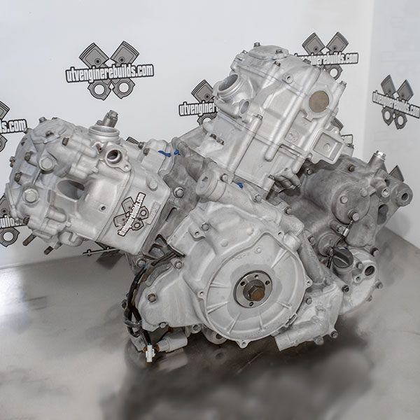 Kawasaki Brute Force 650 Engine