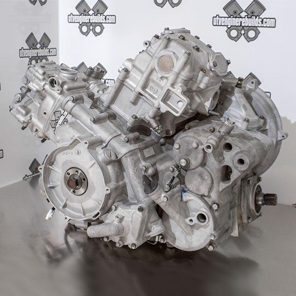 Kawasaki Brute Force 750 Engine