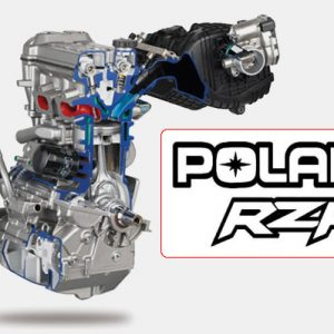 Polaris RZR All Turbo Engines