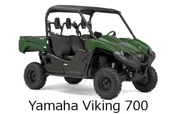Yamaha Viking 700 Engine